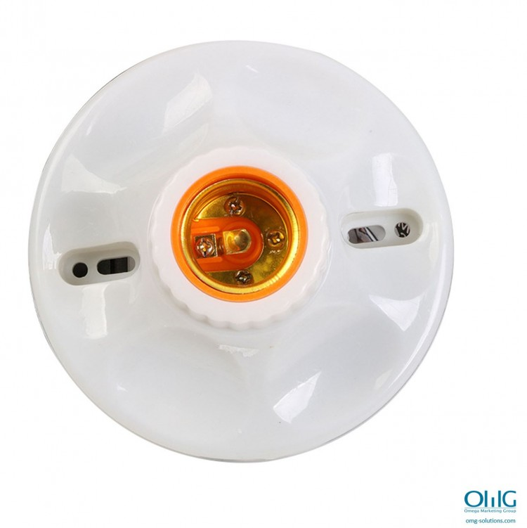 SPY346 - E27 Wifi Lamp Holder - Top View 2