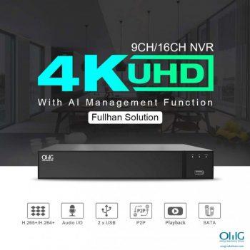SPY357-NVR01 - Perekam Video Jaringan - Halaman Utama - OMG
