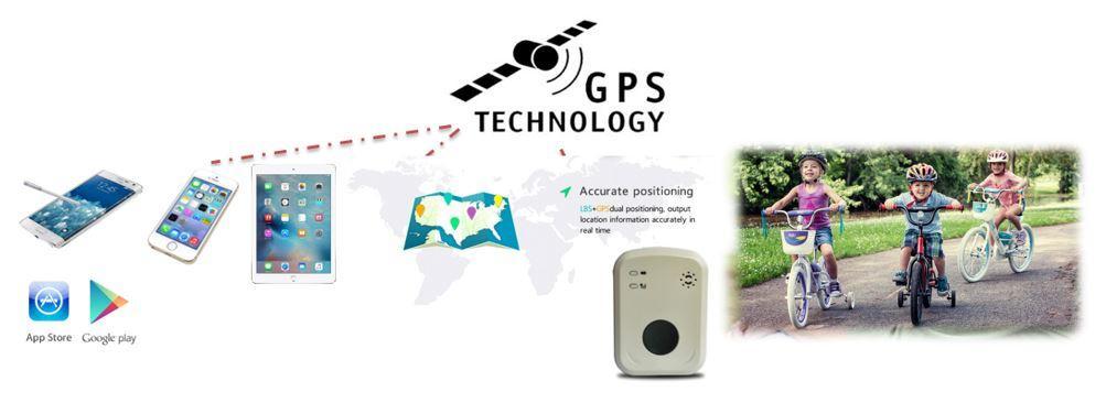 Kids GPS Tracker