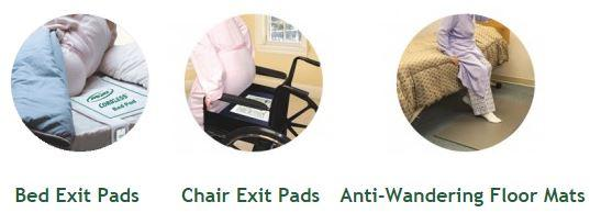 fall prevention pads