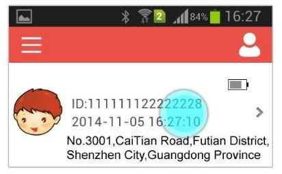 GPS Tracker Watch for Children