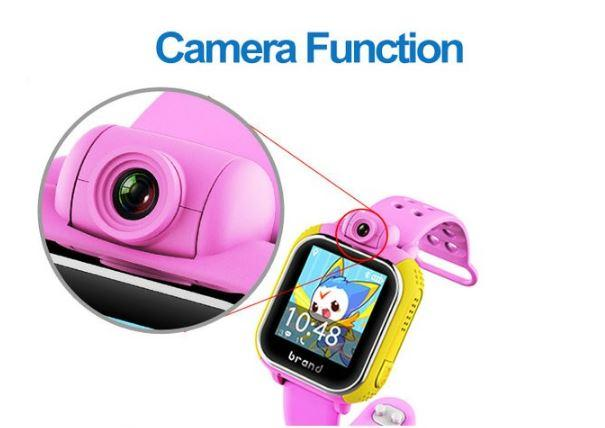 3G Kids GPS Tracker Watch - Cámara