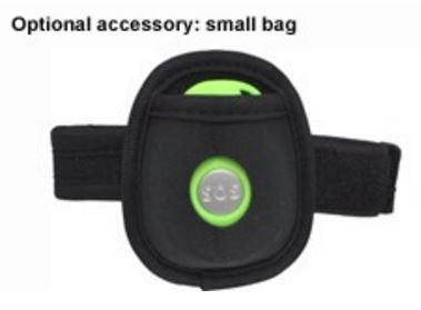 3G Key Chain GPS Tracking and Fall Detection
