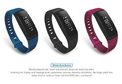 Health Bracelet - Colors
