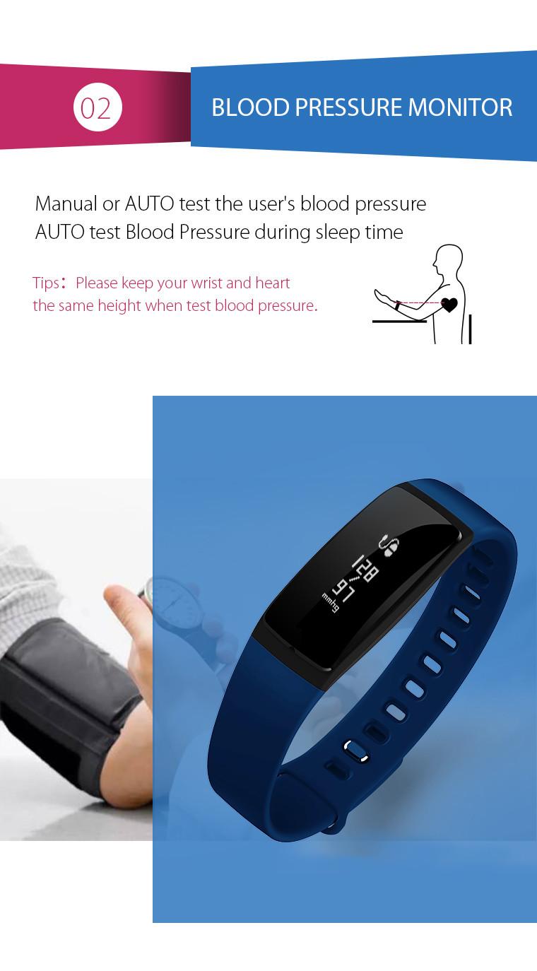 Health Bracelet - 02 Blood Pressure Monitor