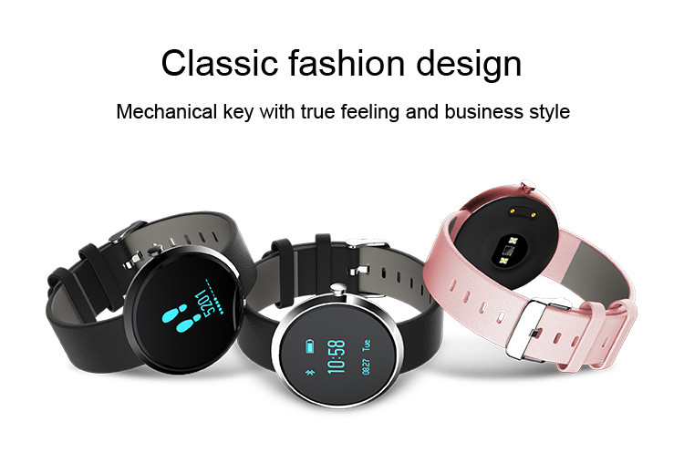 Health Wrist Watch [OMGHW02] - Classic fashion design