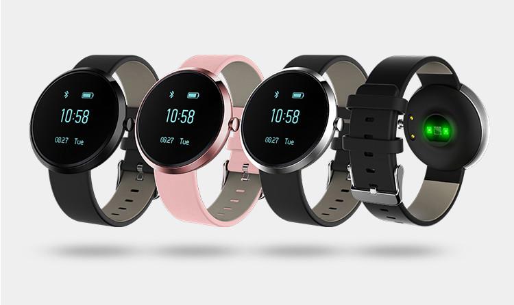 Health Wrist Watch [OMGHW02] - Full Color