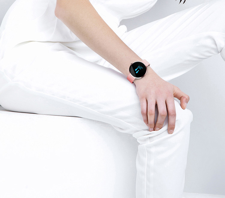 Health Wrist Watch [OMGHW02] - Lady 02