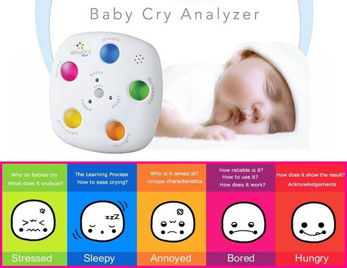 yCry Mini Baby Cry Analyzer -Banner