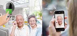 OMGCB03 - Home Intercom Emergency Wireless Call Bell Alarm (Wifi) - Calling for Help