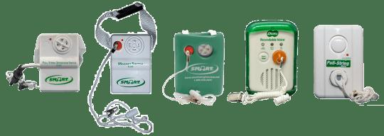 Pull-String Fall Alarm / Monitor for Elderly (OMG Solutions)