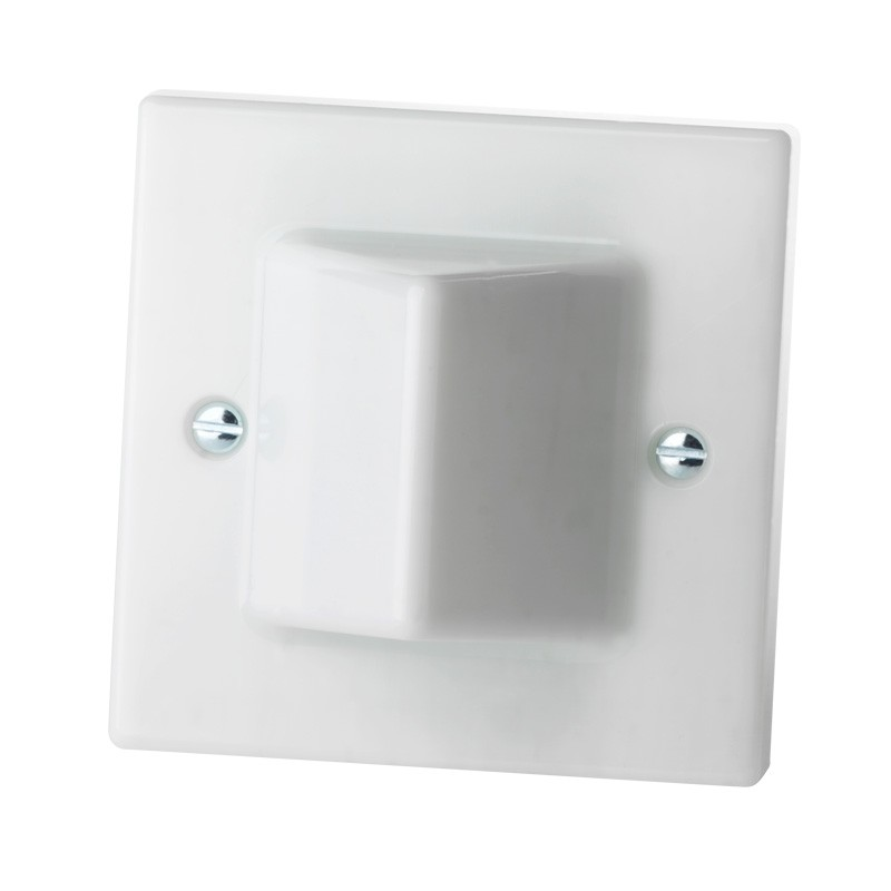 Handicap Toilet Emergency Alarm - Overdoor Light-and-Sounder