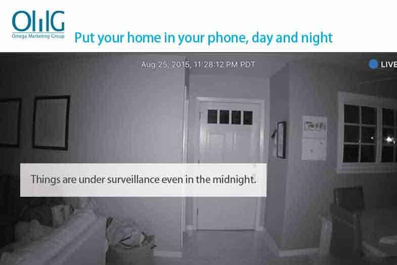 iSpy - 3G IP Cam (inkxaso 3G sim card) - Night View