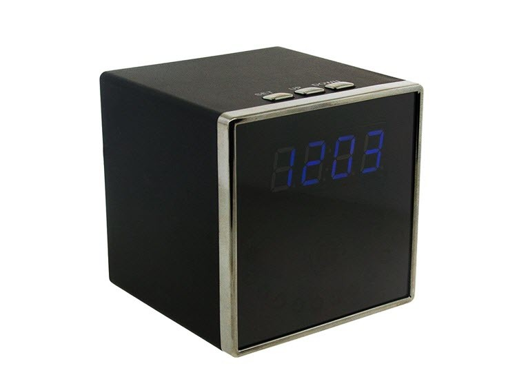 HD 1080p Clock Hidden Camera (SPY013)