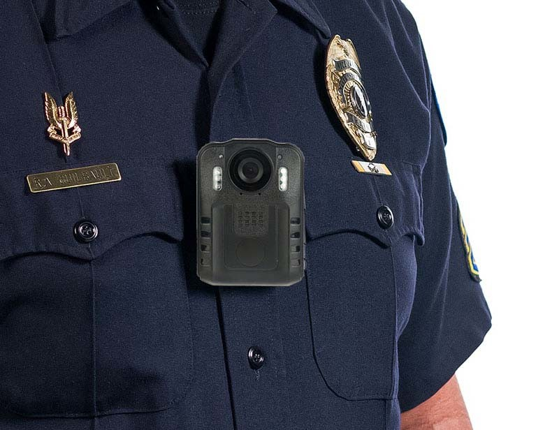 Body Worn Camera Police (BW01)