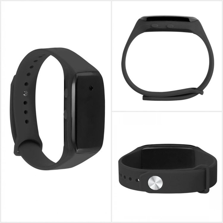 HD1080P Sports Wearable Bracelet Portable Hidden Camera - 6