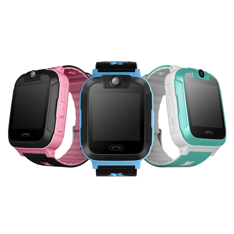 Kids GPS Tracker SOS Phone Watch (GPS21W)