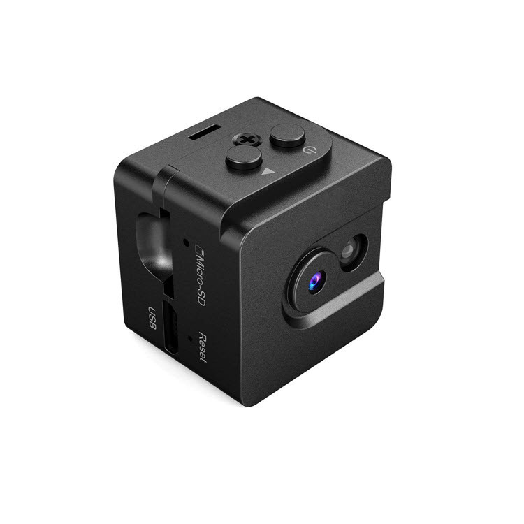 Mini Spy Kam Hidden Camera 720P Portable Żgħar Nanny Cam