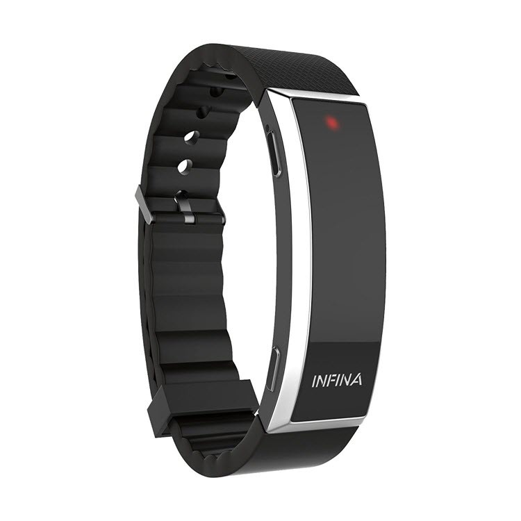 Voice Activated Rechargeable Spy Wristband