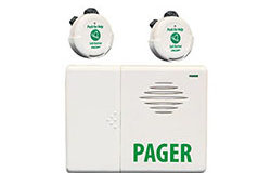 Call button pager - 1 250px