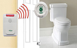 Wireless Toilet Emergency Alarm [EA008-EC] - S $ 250