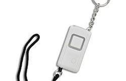 GE Personal Security Keychain Alarm - Main 250px