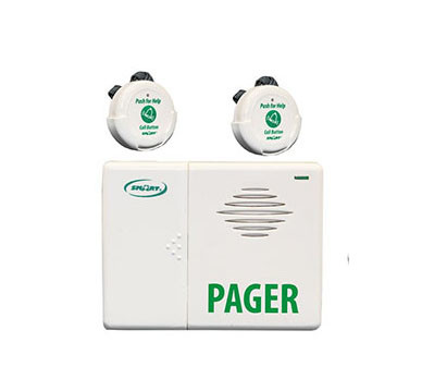 2 Call Button with Pager (EA022)