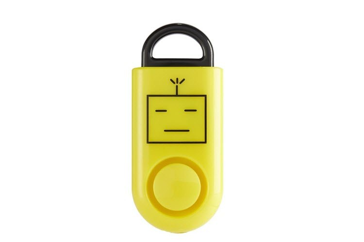 PA03 - OMG 120dB Sound Grenade, Emergency Personal Safety Shrill Alarm for Women, Kids, Elder - $49