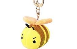 130 Db Shaxsiy signal, Xotin-qizlar, bolalar uchun Mini Bee SOS vahima uyg'otkichlari - 1 250px