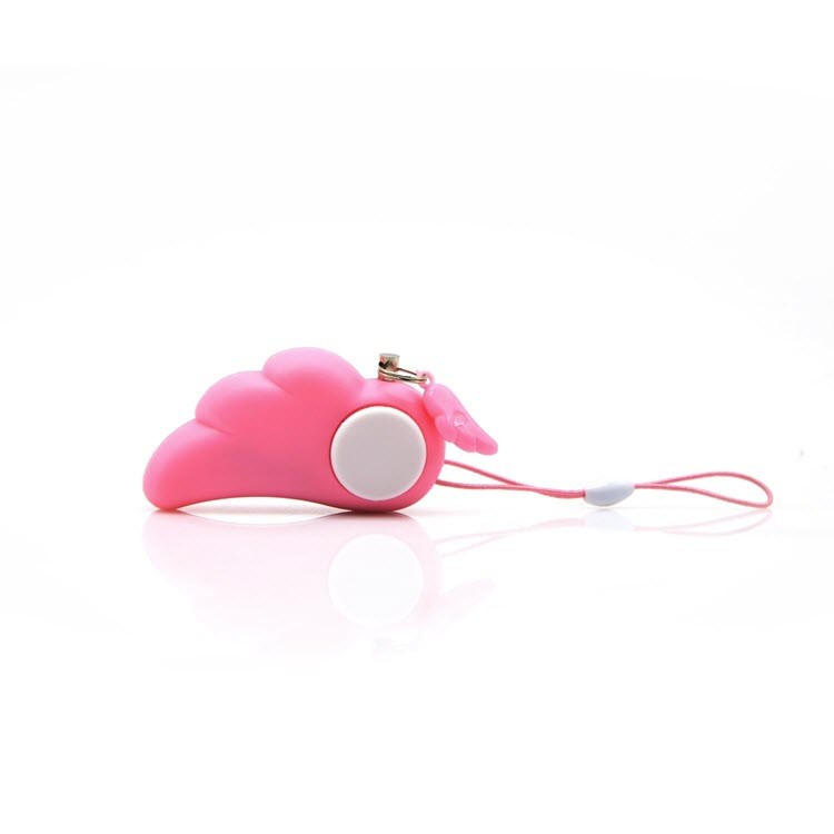 PA08 - Angel Wing Shrill Personal Alarm for Women, Kids, Elderly, Night Worker