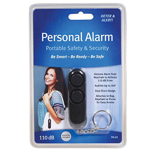 Personal Self Defense Safety Alarm on Key Ring - 6
