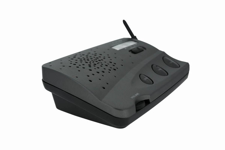 Wireless 3 Channel Home Voice Intercom System for Office Shop - 3
