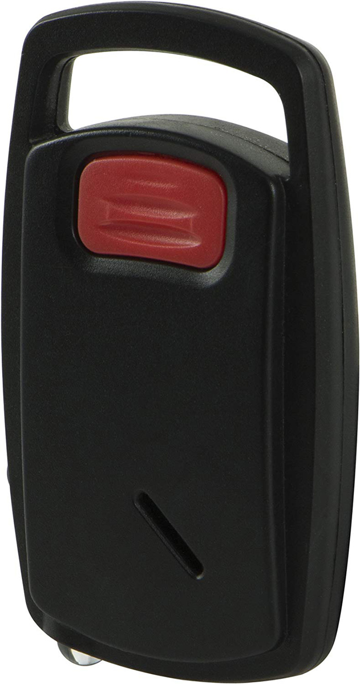 Self-Defense Push-Button Keychain Alarm, Built-In LED Light - 3