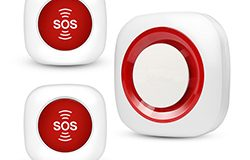Draadloos Portable Smart Nursing Call alarm - 1 250px