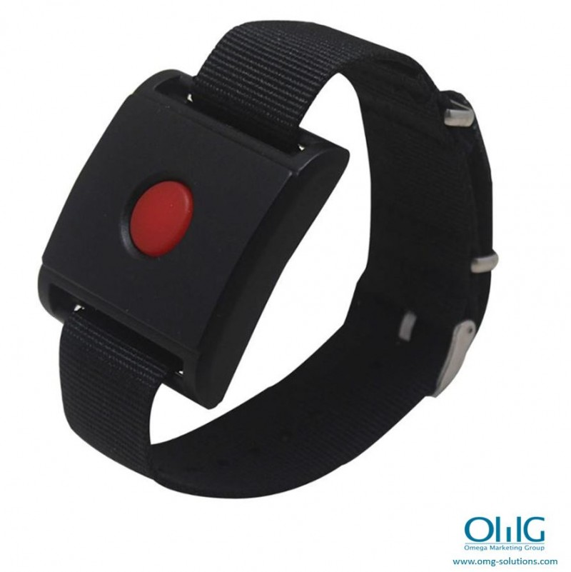 EA999-BP06 – OMG Wireless Outdoor Watch Wristband Wireless Push Button