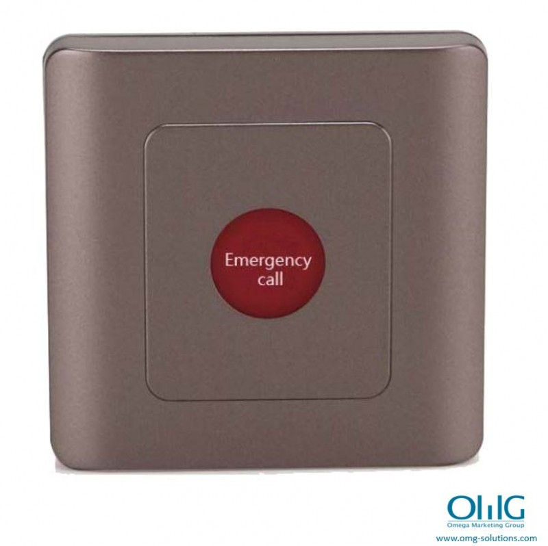 EA999-PB08 - OMG Wireless Waterproof Panic Button for Public Toilet