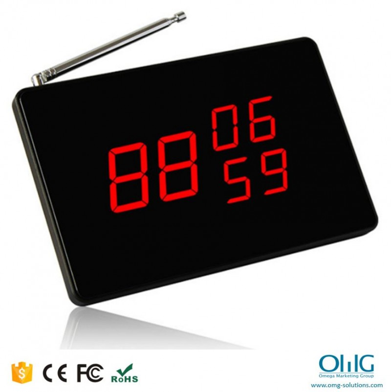 EA999-CM01 – OMG Wireless SOS Emergency Panic Alarm - Slim Central Monitoring Unit