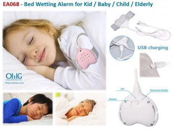 EA068 - Bed Wetting Alarm for Kid - Baby - Child - Elderly