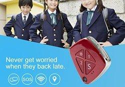 GPS-pendant Tracker (Dementia Aldere & Kids) [GPS014D]