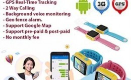 3G Kids GPS Tracker Watch - Generale 8 300x