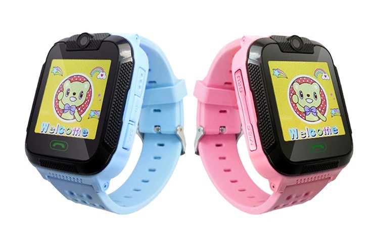 Kids Tracker Watch [GPS021W] - $168