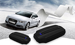 GPS Vehicle / Car Magnetic Tracker [OMGGPS13D]