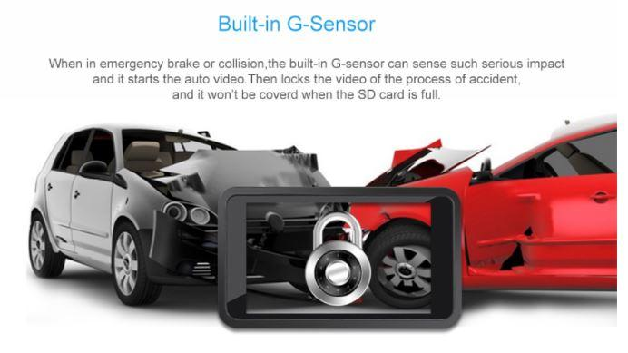 Mini Car DVR Car Black Box Full HD 1080p Night Vision Camera - 10