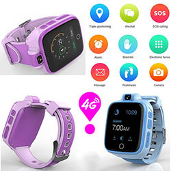 Kids GPS Tracker Watch, dhukungan Video Call (GPS022W)