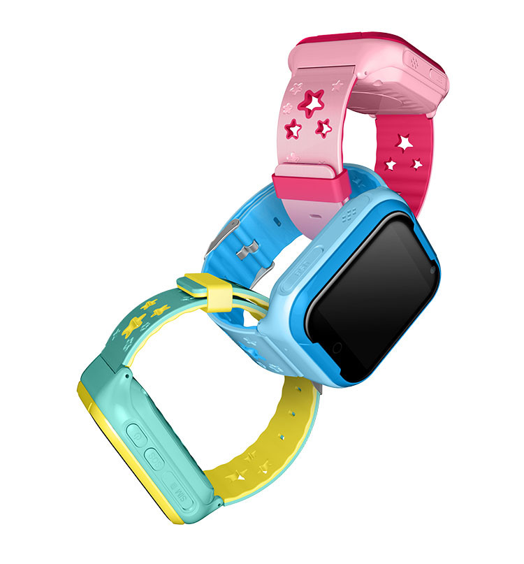 OMG Kids GPS Tracker Watch, 4G, SOS Emergency Call with Whatsapp Video Call (GPS023W)
