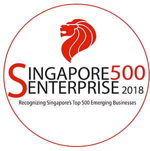 Nā 500 Enterprises 2018ʻo Singapore