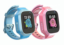 Waterproof GPS Watch For Kids (GPS029W)