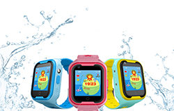 Waterproof 4G Video Call Watch - 1 250px