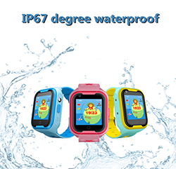 Waterproof 4G Video Call Watch (GPS031W)