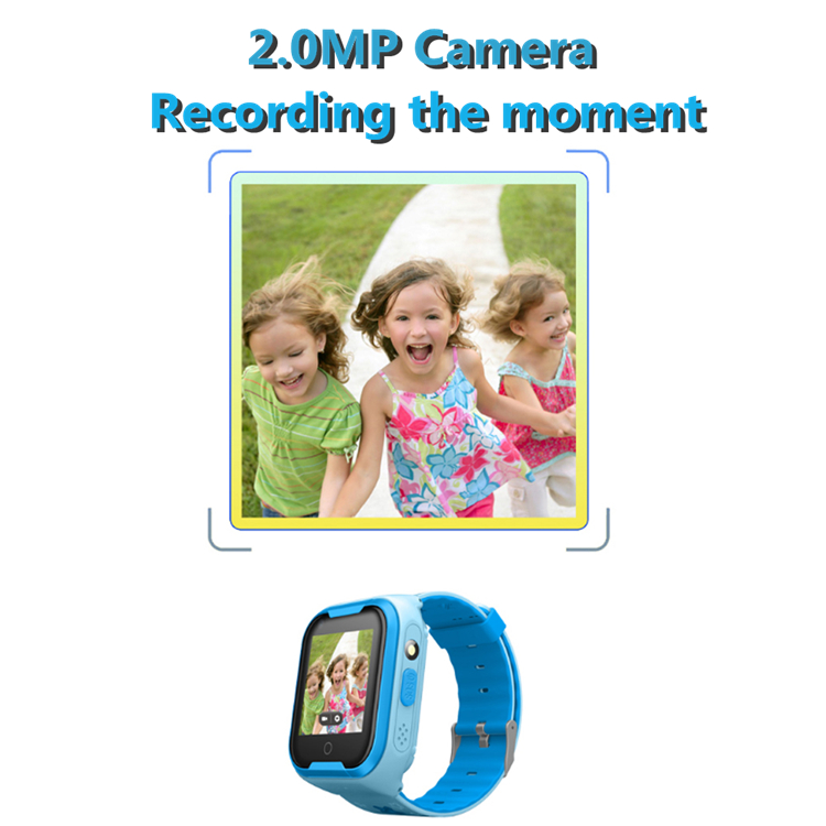 Waterproof 4G Video Call Watch - 11